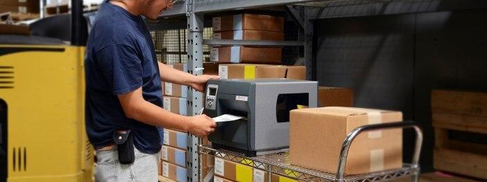 Impresora Datamax Honeywell